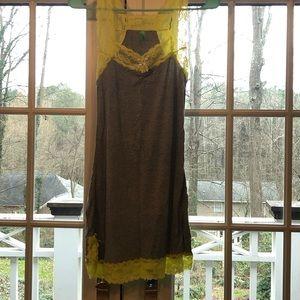 NWOT Honeydew Jersey nightgown